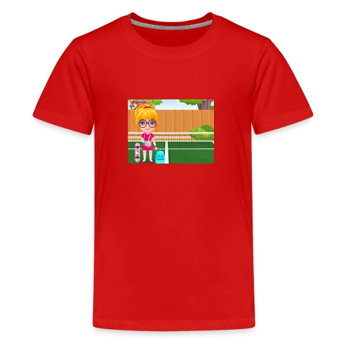 Baby Barbie Sports Injury T-shirt/Tanktop - Kids' Premium T-Shirt