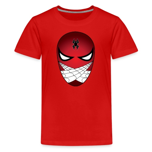 The Face of Quiet - Kids' Premium T-Shirt