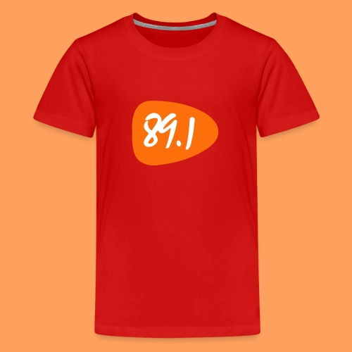 RBM Blob Orange - Kids' Premium T-Shirt