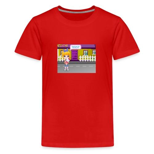 Baby Barbie Throat Doctor T-shirt/Tanktop - Kids' Premium T-Shirt