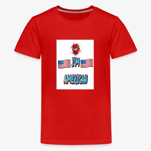 KISS ME - Kids' Premium T-Shirt