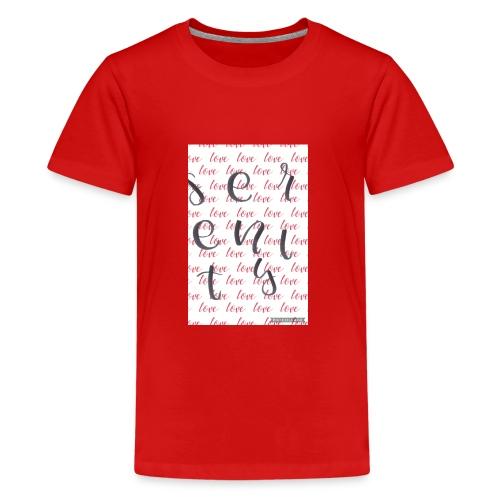 6D2EAA01 5488 4546 B2F4 537C9BDB526C - Kids' Premium T-Shirt