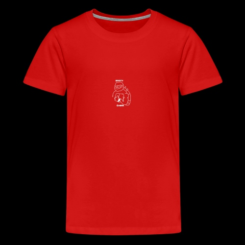 The Astronuts BOOTY CASHA Turtle - Kids' Premium T-Shirt