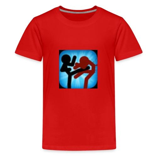 RedKix LOGO - Kids' Premium T-Shirt