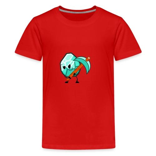 Lucky Diamond t-shirt - Kids' Premium T-Shirt