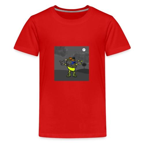 Mango Logo - Kids' Premium T-Shirt