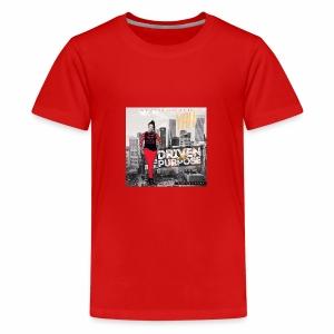 Driven By Purpose - Kids' Premium T-Shirt