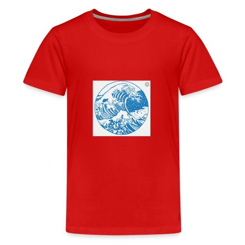 Wave - Kids' Premium T-Shirt