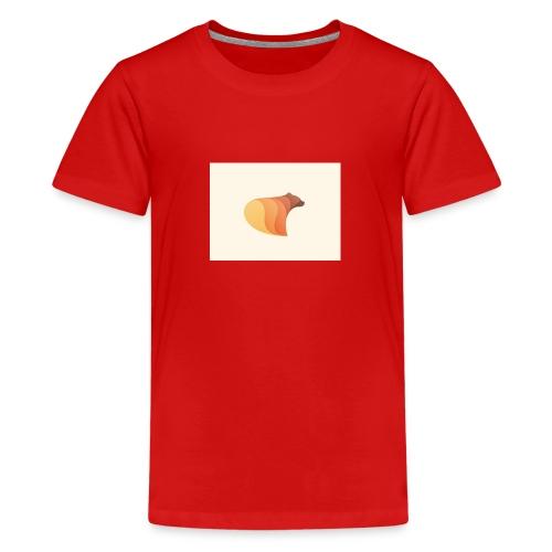 browen bear - Kids' Premium T-Shirt