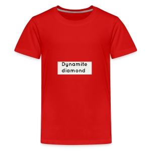 The hoodie - Kids' Premium T-Shirt