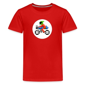 Cafe Biker - Kids' Premium T-Shirt
