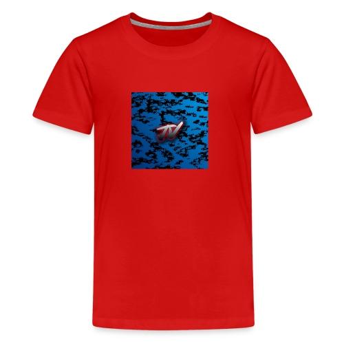 Jacob_Vlogs - Kids' Premium T-Shirt