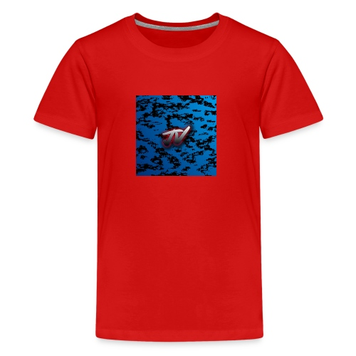 Jacob_Vlogs - Kids' Premium T-Shirt