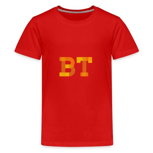 BeakerTeck Logo - Kids' Premium T-Shirt