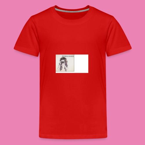 Boobs & Bangs Phone Case - Kids' Premium T-Shirt