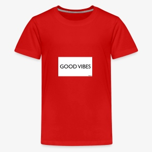 Rockos Co GOOD VIBES - Kids' Premium T-Shirt