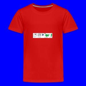 Where I am - Kids' Premium T-Shirt