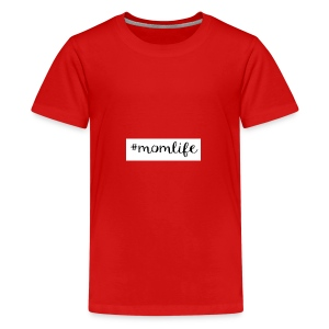 #momlife - Kids' Premium T-Shirt