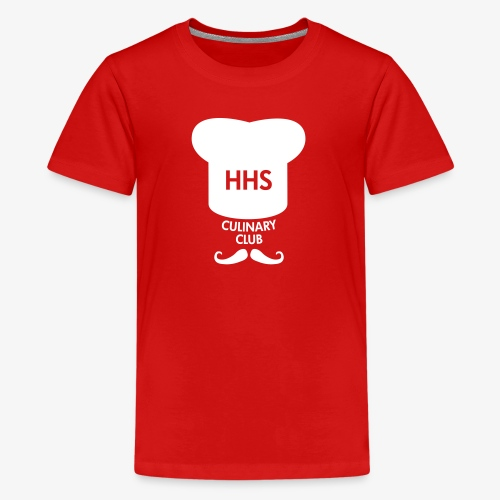 Culinary Club Logo - Kids' Premium T-Shirt