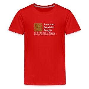American Buddhist Sangha / Zen Do USA - Kids' Premium T-Shirt