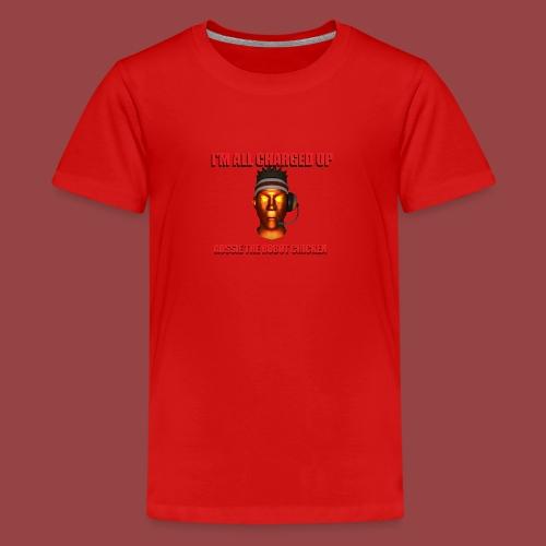 Charged Up Shirt - Kids' Premium T-Shirt