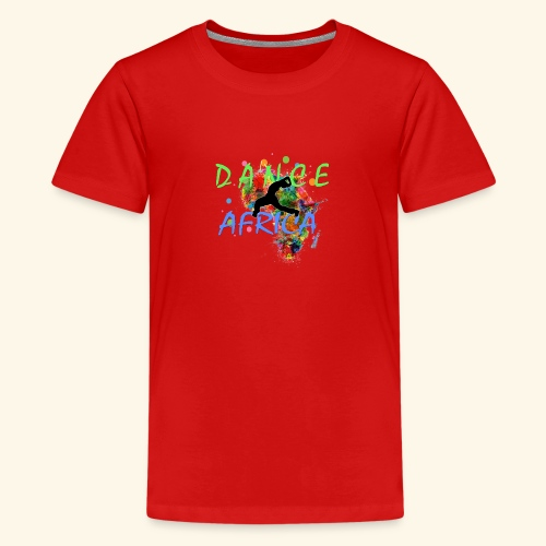 DanceAfrica1 - Kids' Premium T-Shirt