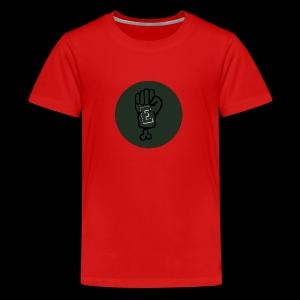 Eddies official youtube shirt - Kids' Premium T-Shirt