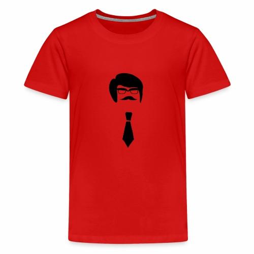 Hipster Guy - Kids' Premium T-Shirt