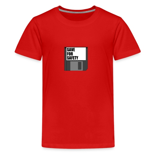 SAVE FOR SAFETY - Kids' Premium T-Shirt