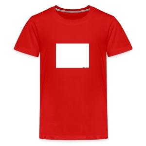 5193600 white wallpaper - Kids' Premium T-Shirt