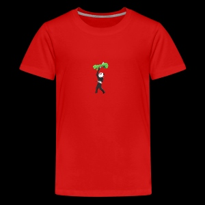 Cool Mine Craft Design - Kids' Premium T-Shirt