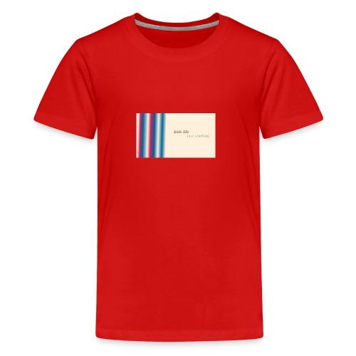 this is kids life - Kids' Premium T-Shirt