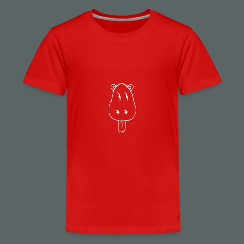 UmumiHead-White - Kids' Premium T-Shirt