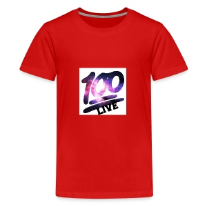 living 100 - Kids' Premium T-Shirt
