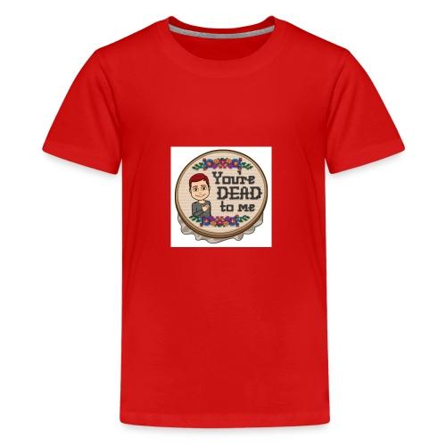 aidansw7rld profile pc - Kids' Premium T-Shirt