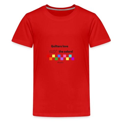 Love Color - Kids' Premium T-Shirt