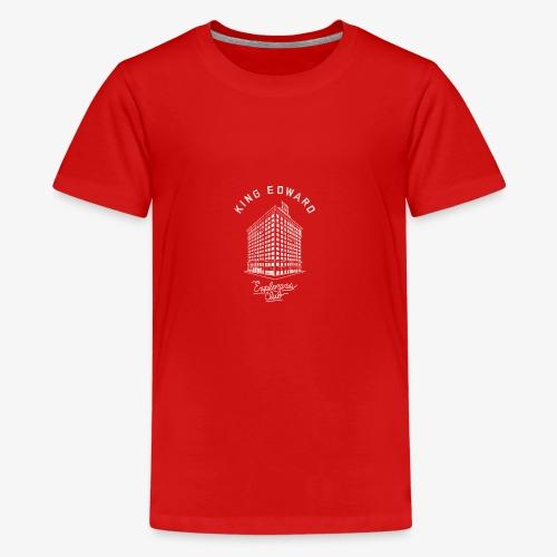 King Edward Explorers Club - Kids' Premium T-Shirt