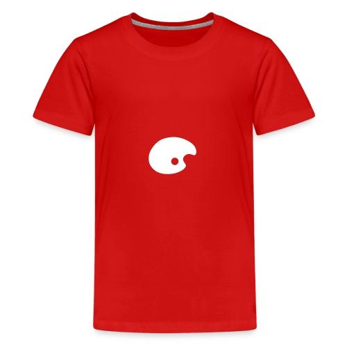 Smudge White - Kids' Premium T-Shirt