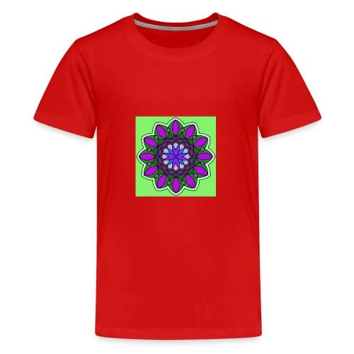 flower of love - Kids' Premium T-Shirt