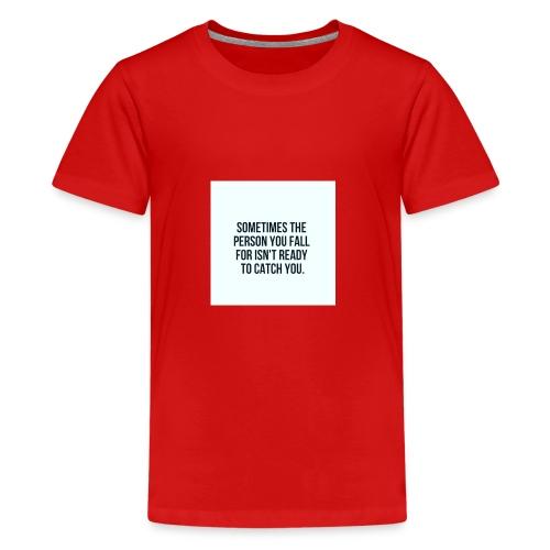 Crushing - Kids' Premium T-Shirt