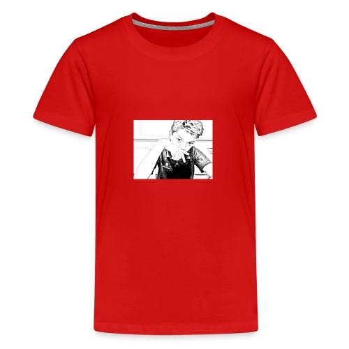 Lucci27 Shirt - Kids' Premium T-Shirt