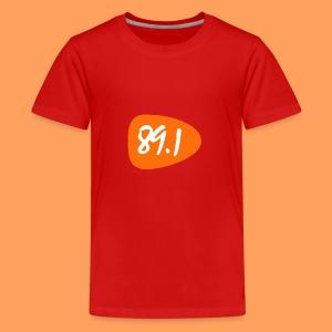 RBM Blob Orange - Kids' Premium T-Shirt
