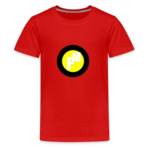 M3ga Merch Yellow - Kids' Premium T-Shirt