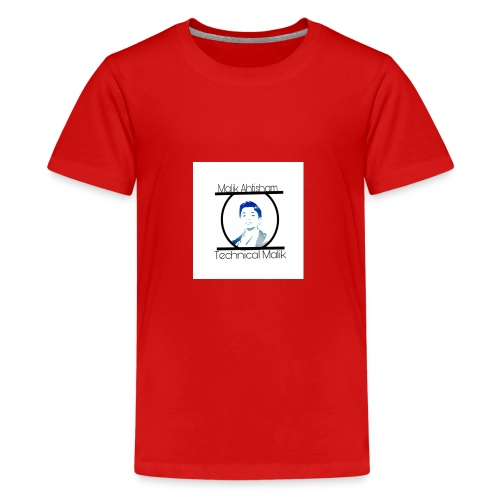 Technical Malik Logo - Kids' Premium T-Shirt
