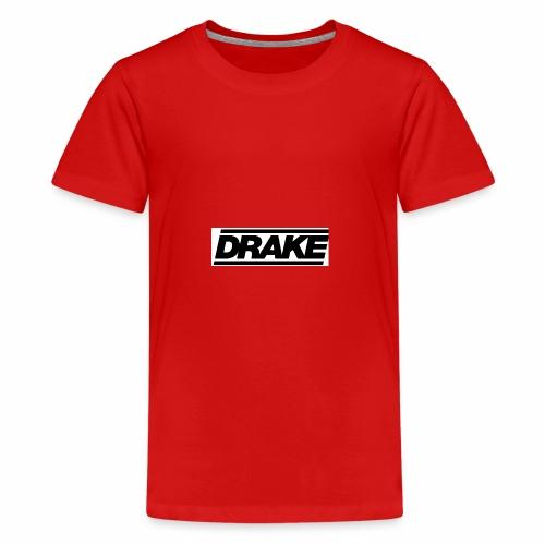 drake logo2 - Kids' Premium T-Shirt