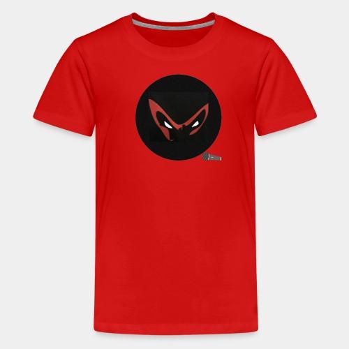 Mrignut logo 1 - Kids' Premium T-Shirt