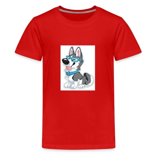 N3RDHusky - Kids' Premium T-Shirt