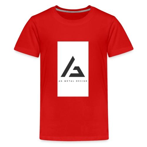 AQFAGamer logo - Kids' Premium T-Shirt