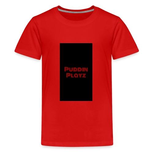 Puddin Playz - Kids' Premium T-Shirt