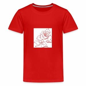 flor - Kids' Premium T-Shirt